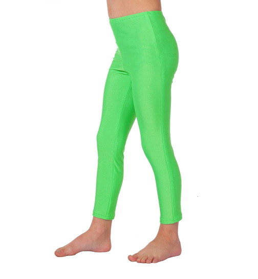 Leggings Neon-Grün 116