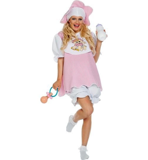 Baby Kostüm Verkleidung blau JGA Outfit Babykostüm Kleinkind Babykostüm Set