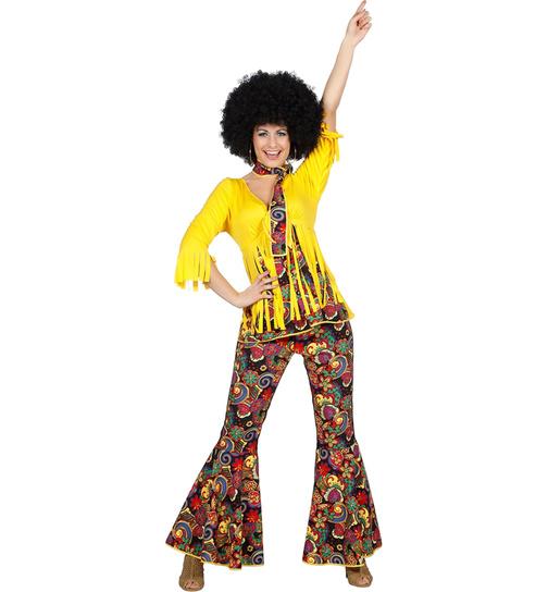 Schirmmütze Flower Power Hippie Karneval Kostüm Accessoires