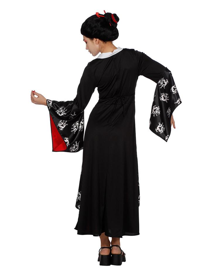 geisha kost m in schwarz wei rot kost me 39 90. Black Bedroom Furniture Sets. Home Design Ideas