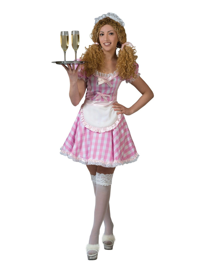 ZimmermäDchen Kostüm