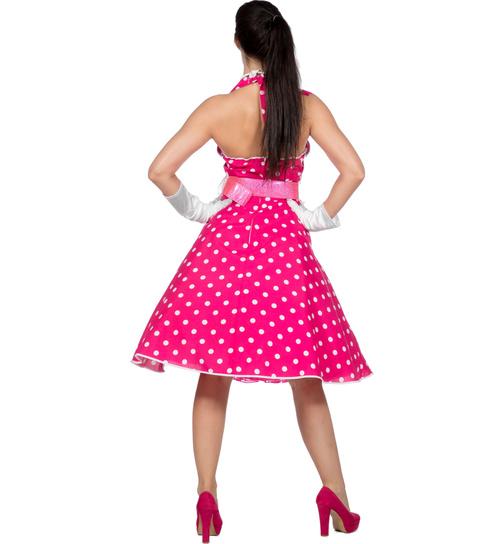 Polka dots Punkte Haarband 60er Jahre stile Rockn Roll Retro Rocke billy 6 Farb