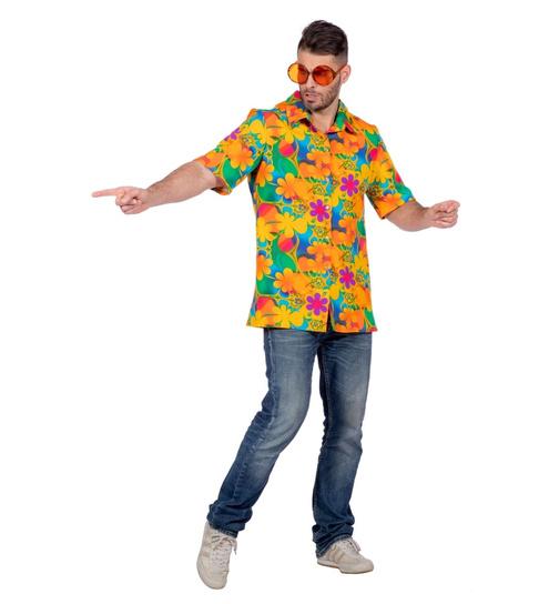 Hawaii Hawaiihemd Karibik Hula Strand Aloha Party Hemd Herren