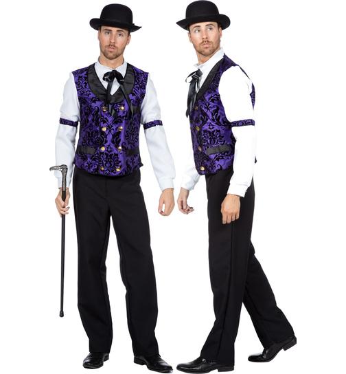 Croupier Kleidung